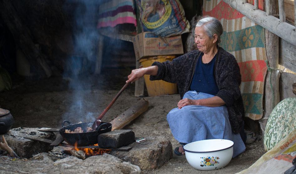 Las cocinas que producen c ncer - Cocina de carbon ...