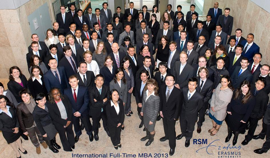 Larger larger mba13 class