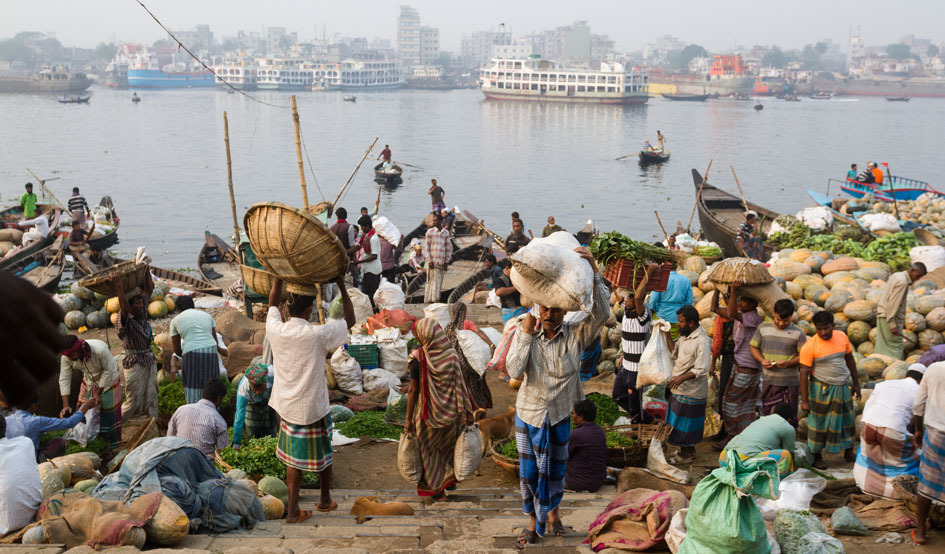 Larger bangla