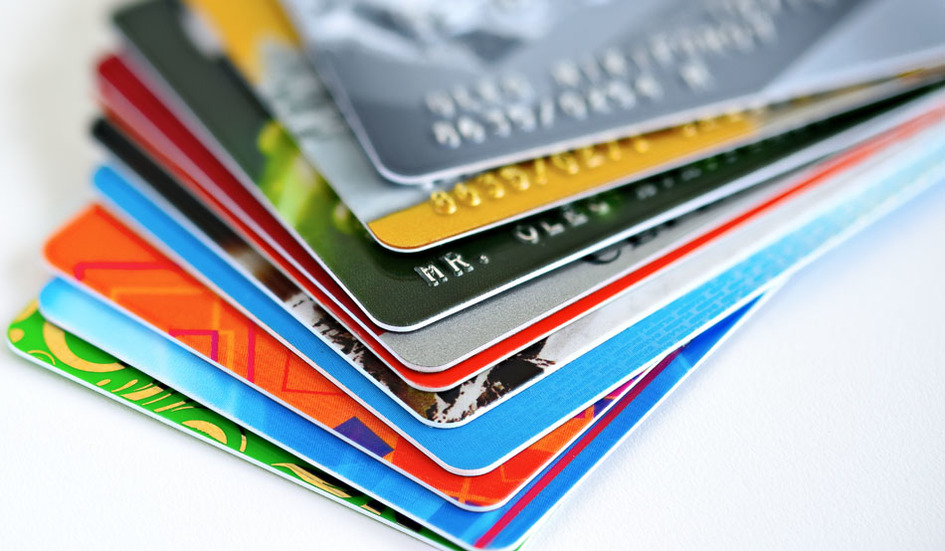 Larger credit cards