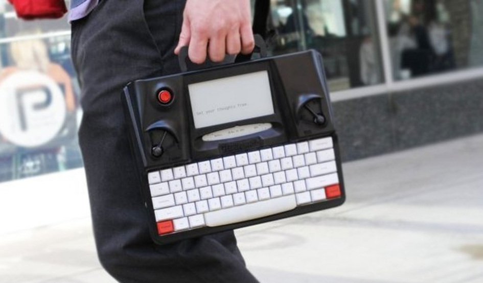 Larger hemingwriter