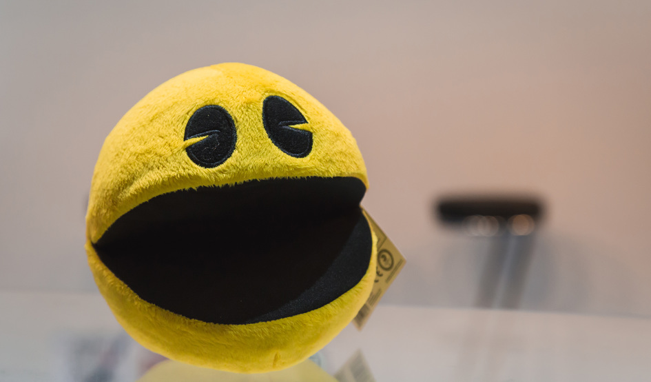 Larger pacman