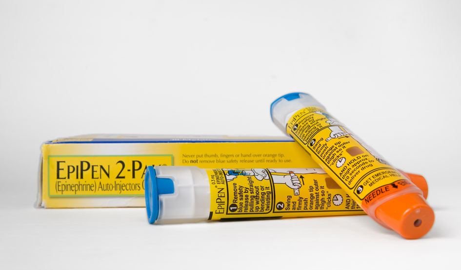 Larger epipen
