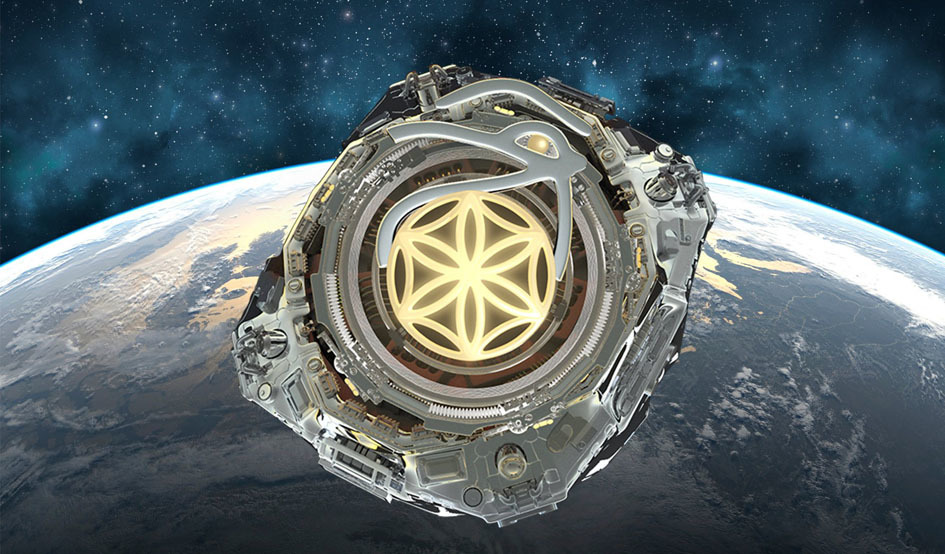 Larger asgardia