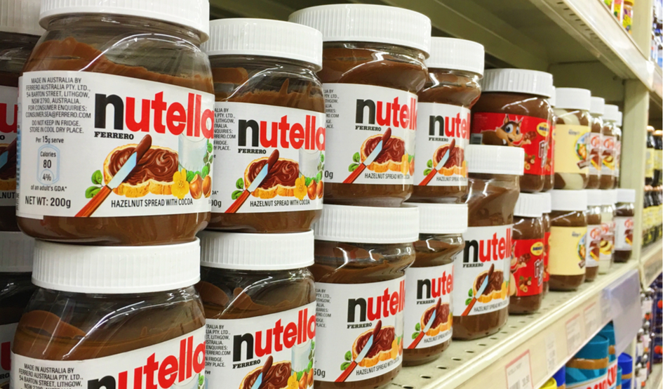 De Qué Está Hecha La Nutella