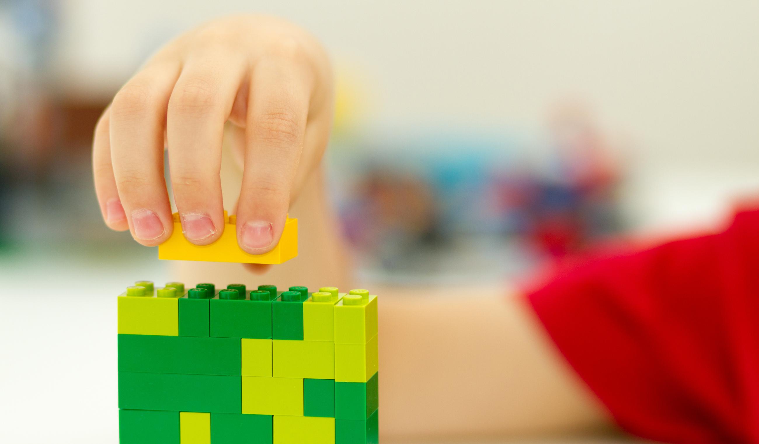 LEGO dejará de usar plástico