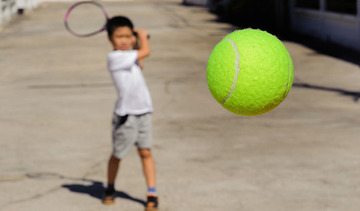 Small tennis