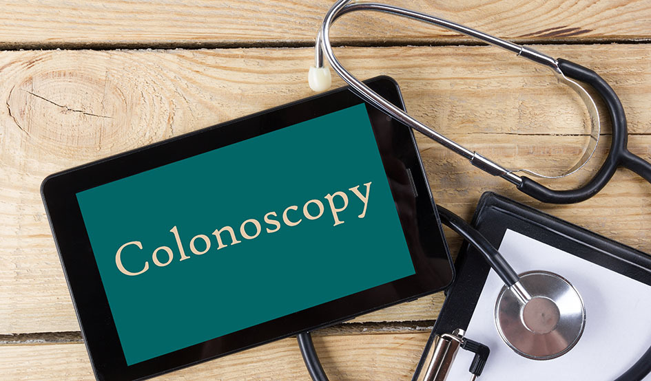 Larger colonoscopy