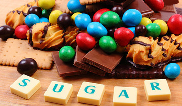 Small sugarfoods