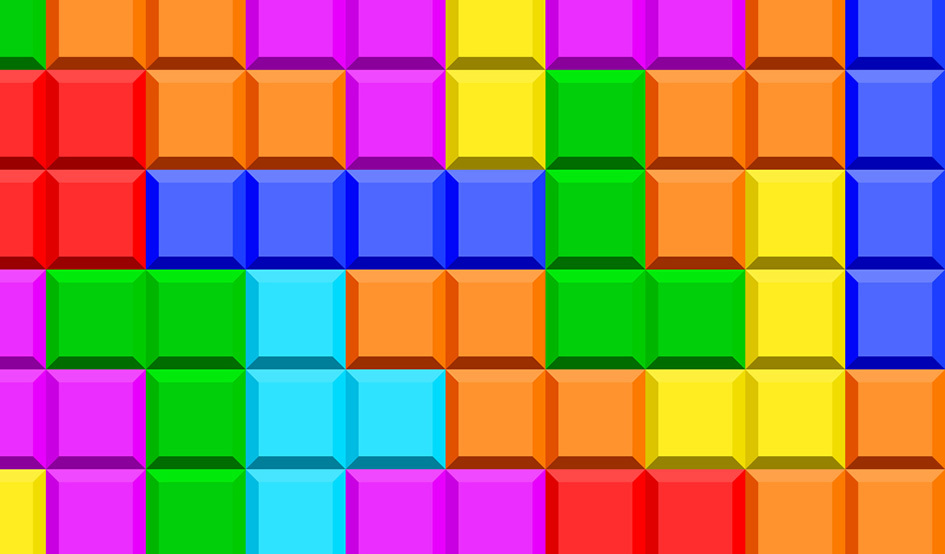 Larger tetris