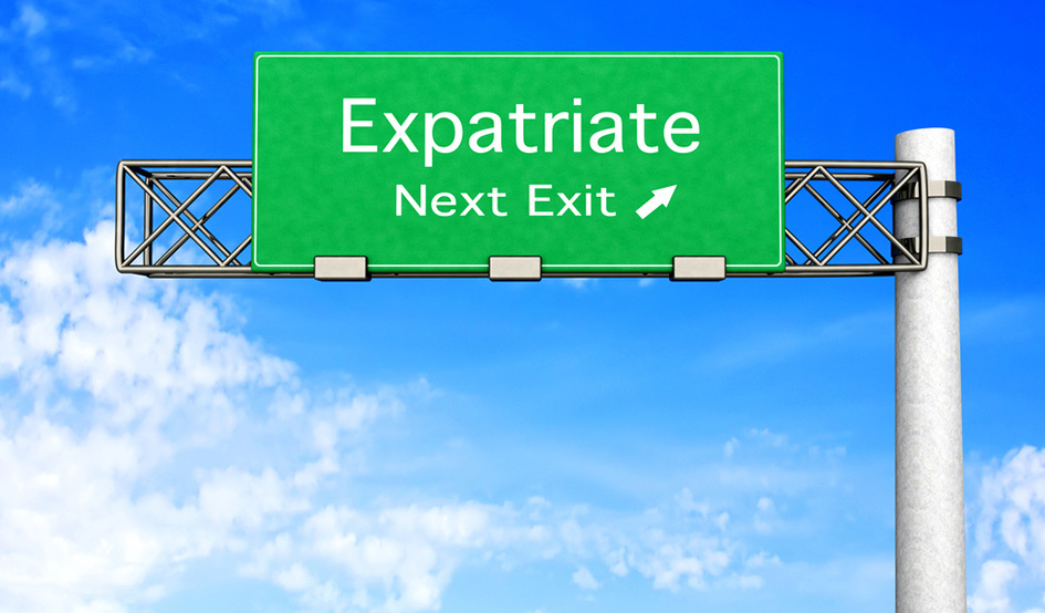 Larger expat