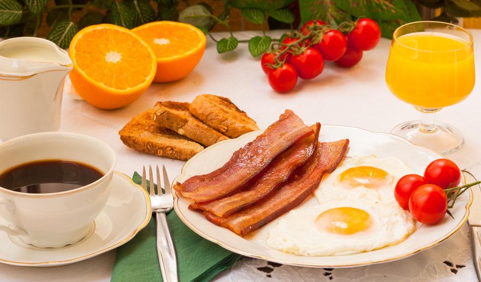 El Desayuno Americano Ahora Es Más Barato