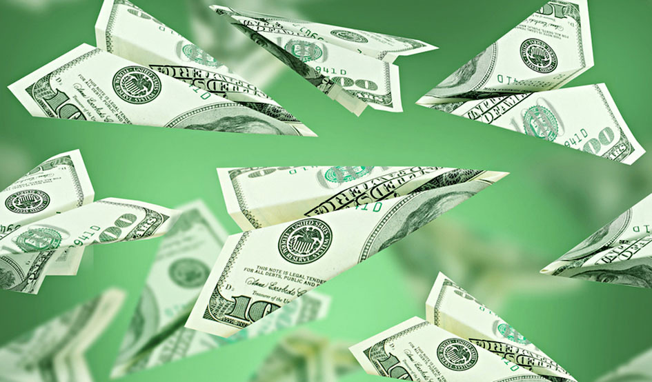 Larger larger content sending money dollars shutterstock 119464618