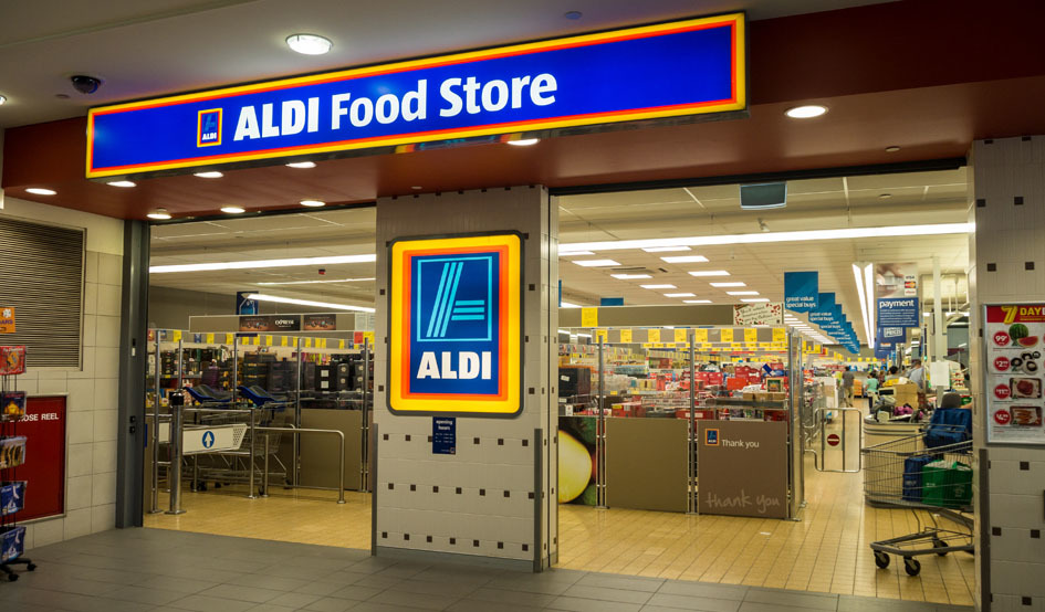 Larger aldi