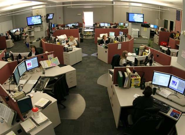 Innovaci n educaci n productividad estados unidos for Cubiculos para oficina