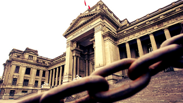 La corrupción en el Perú debilita el Estado de Derecho