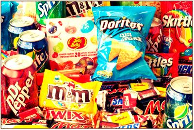 Comida Envasada Los Diferentes Tipos De Plástico Para Empaquetar