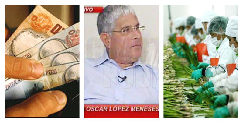 Nuevo ministro del interior y alza de ingresos en lima for Nuevo ministro del interior peru